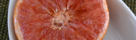 RECIPE: Baked Grapefruit