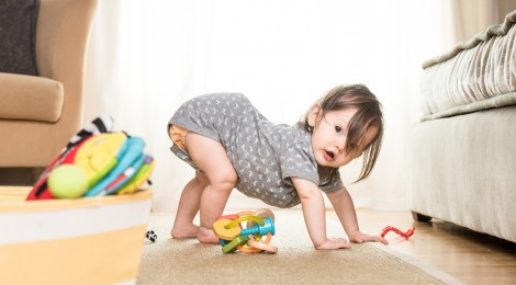 """Normal"" Developmental Milestones for Your Child Part 2: Spinal Curvatures"