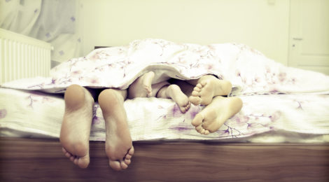 Healthy Sleep for the Whole Family: De-bunking Sleep Coaching Myths