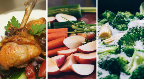 A Brief Analysis of 3 Diets