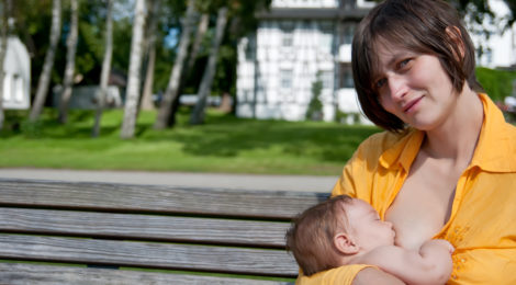 Can Chiropractic Help with Breastfeeding?